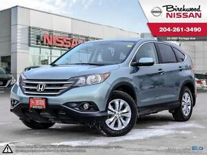 2013 Honda CR-V EX-L LOW MILEAGE! LOCAL TRADE