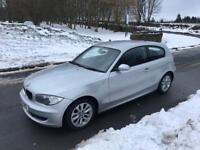 2007 57 BMW 118D ES 143 BHP 6 SPEED £30 ANNUAL TAX *HISTORY* 120d 116d SE M SPORT