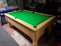 Championship Pool Table 7x4