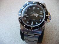 Rolex Submariner 40mm. No Date Stainless Steel Watch