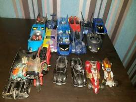 Corgi BatMan Bat Mobile Cars