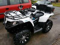 Quadzilla 520s Road Legal (16 Reg)
