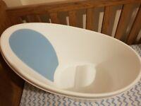 Shnuggle Baby Bath - Blue - Glasgow