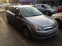 ****VAUXHALL ASTRA 2005 1.6 PETROL SILVER MANUAL****