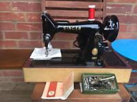Singer 99K straight stitch sewing machine