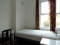 Single bedroom in Tooting Broadway, 2min to bus stop, 5min to tube station, zone 3