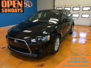 2015 Mitsubishi LANCER SPORTBACK SE BALANCE OF FACTORY WARRANTY!