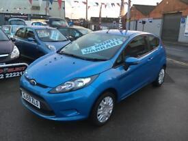 Ford Fiesta 1.2 Style *** 12 MONTHS WARRANTY! ***