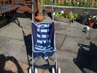 mothercare adventurer stroller