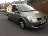 Renault grand scenic 1.6 MUST GO LONG MOT 7 SEATER