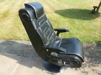 X ROCKER GAMING CHAIR ONLY £10