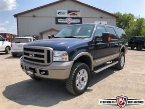 2002 Ford Excursion LIMITED 7.3L POWERSTROKE DIESEL 4X4!
