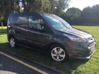 Ford transit connect limited NO VAT