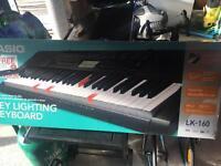 Casio keyboard LK-160