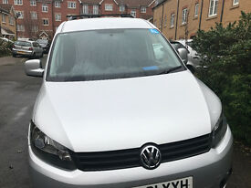 Volkswagen Caddy Maxi Life DSG 2.0 7 seater includes free wheelchair ramp ( full service history)