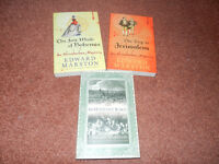 3 Books by Edward Marston