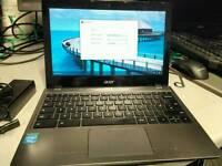 "Acer C720 11.6"" Chromebook"