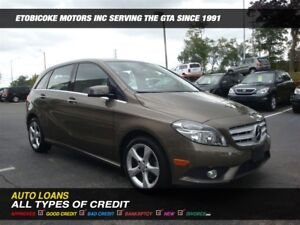 2013 Mercedes-Benz B-Class B250 / LEATHER / BACK-UP CAM