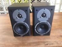 Dynaudio DM2/6 Main / Bookshelf Stereo Speakers in Black