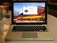 Macbook Pro 13 - 2.4Ghz Intel Core 2 Duo - 8GB Ram, 500GB HDD - 2010 Model