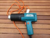 BLACK & DECKER PAINTSTRIPPER