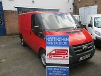 Ford Transit Ex.ROYAL-MAIL 2008 SWB Low Mileage For Year