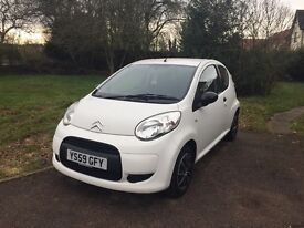 2009 Citroen C1 Splash 1.0L, LIMITED EDITION