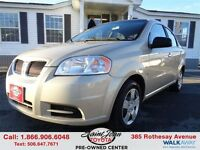 2010 Pontiac G3 Base $78.04 BI WEEKLY!!!