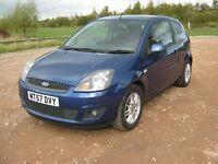 Ford Fiesta Blue Edition 80