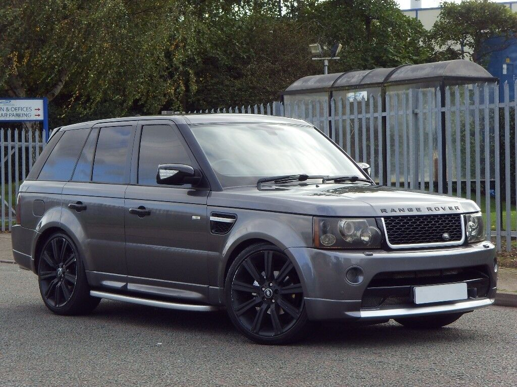 2005 05 land rover range rover sport 2 7 td v6 se kahn autobiography hst facelift px rs4 m3 s3. Black Bedroom Furniture Sets. Home Design Ideas