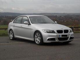 BMW 318D MSport