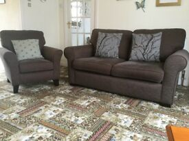 Offers Please - 2 Seater Sofa & Armchair by Alstons