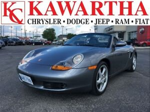 2001 Porsche Boxster *LOCALLY OWNED, GARAGE KEPT*