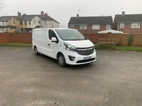 FOR SALE VAUXHALL VIVARO 1.6CDTi (125PS)//2900//BITURBO//LONG WHEEL BASE//