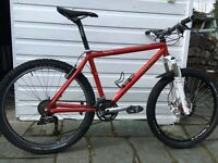 Klein pulse mountain bike, size medium, very cool