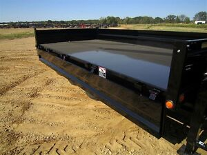 Load Trail Deck Over Dump-Fold Down Sides- FROM $142/month London Ontario image 2