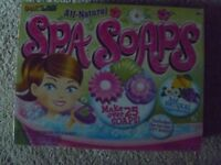 for sale bnib making spa soaps