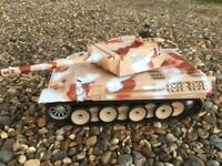 RADIO CONTROLLED GERMAN PANTHER TANK 1/16 Scale