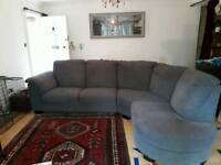 Large Ikea corner sofa