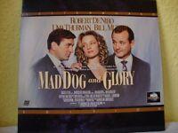 Mad Dog and Glory. NTSC laserdisc.