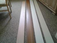 4 x kitchen plinths