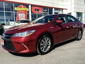 2015 Toyota CAMRY HYBRID XLE LEATHER NAVIGATION+MORE!