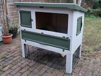 Rabbit Hutch - Ferplast Grand Lodge - Amazon sell it for £196.99