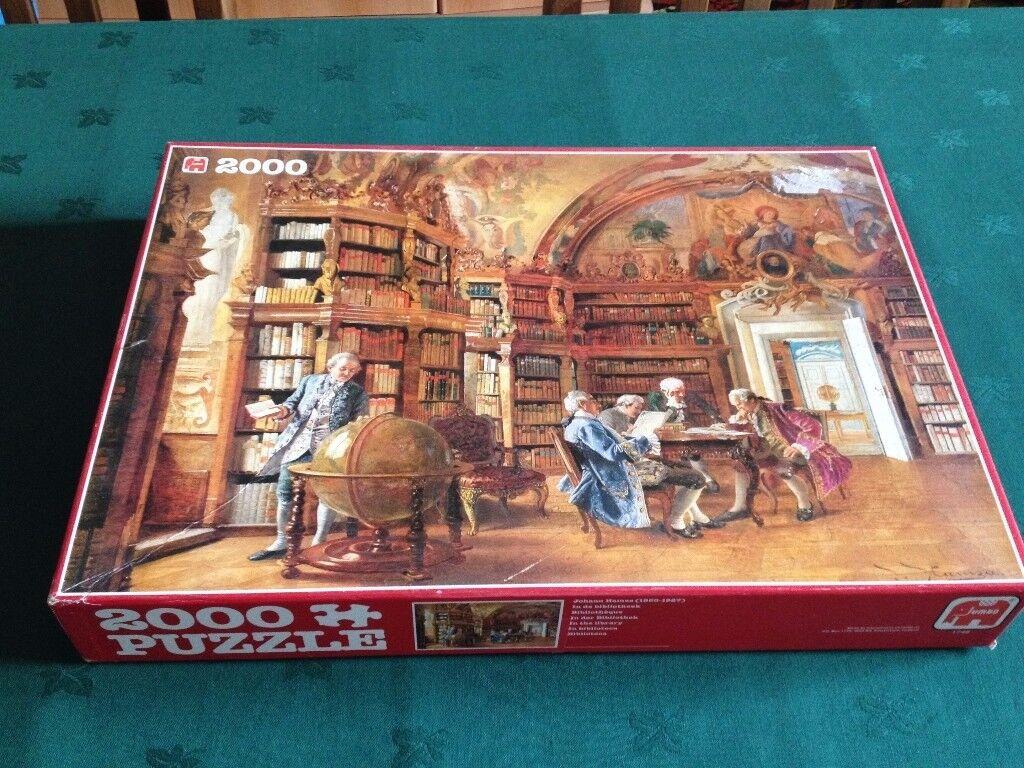 Various Jigsaw Puzzles
