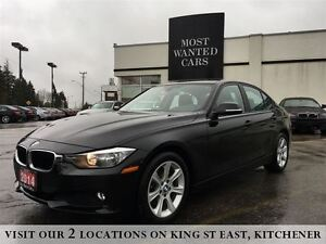 2014 BMW 3 Series 320i | NAVIGATION | SENSORS | NO ACCIDENTS
