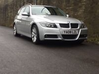 BMW 320d 5-Door Estate Auto (M Sport Audi Vw)