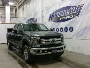 2017 Ford Super Duty F-350 SRW XLT 6.7L diesel