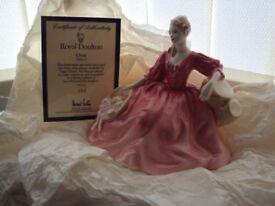 Royal Doulton-Elyse-Pink-Limited Edition