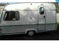 2/3 birth swift caravan
