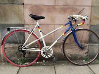 Raleigh Team ladies vintage racer racing bike